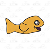 Yellow-Orange Fish