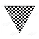 Checkered Triangle
