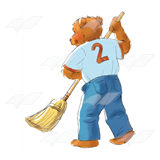 Bear 2 Sweeping