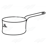 free measuring cup coloring pages - photo#26