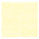 Bow Background yellow