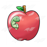 Worm inside Apple