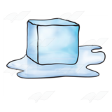 Melting Ice Cube 2