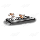 Mice Making Music