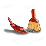 Hand Broom and Dustpan