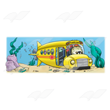 Undersea School Bus