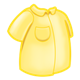 Yellow Raincoat with pocket