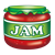 Jar of Red Jam Color PNG