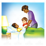 Caring for Sick Boy