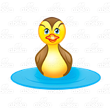 Brown Duckling 6