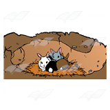 Kits in Burrow