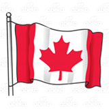 Canadian Flag 1
