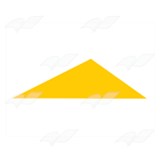 Yellow Triangle 2