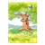 Big Tree in Meadow Color PNG