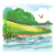 Riverbank Color PNG