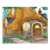 Penny Porcupine's House Color PNG
