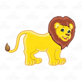 Yellow Lion