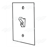 Light Switch with Cover