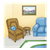 Living Room Color PNG