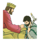 King David and Mephibosheth