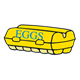 Carton of Eggs yellow
