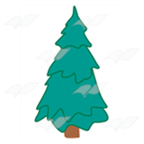 Evergreen Tree 2