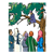 Zacchaeus in a Tree Color PNG