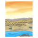 Wilderness and Stream background