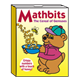 Mathbits Cereal Box with bear on front