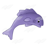 Purple Fish