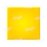 Bright Yellow Square