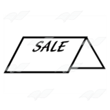 Yellow Sale Sign