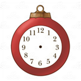 Ornament Clock