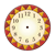Sun Clock Color PNG