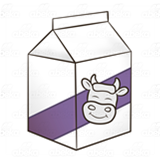 Small Milk Carton