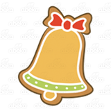 Bell Cookie