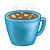 Cup of Cocoa Color PNG