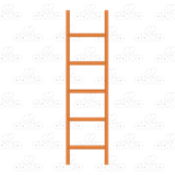 Orange Blend Ladder