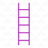 Purple Blend Ladder