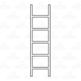 Black Blend Ladder