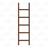 Brown Blend Ladder