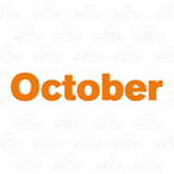 Month of October