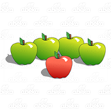 Five Apples