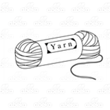 Roll of Yarn