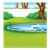 Pond Color PNG