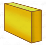 Long Yellow Block