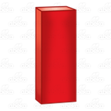 Tall Red Block