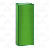 Tall Green Block