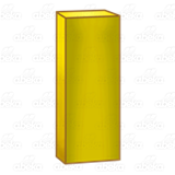Tall Yellow Block