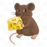 Little Brown Mouse